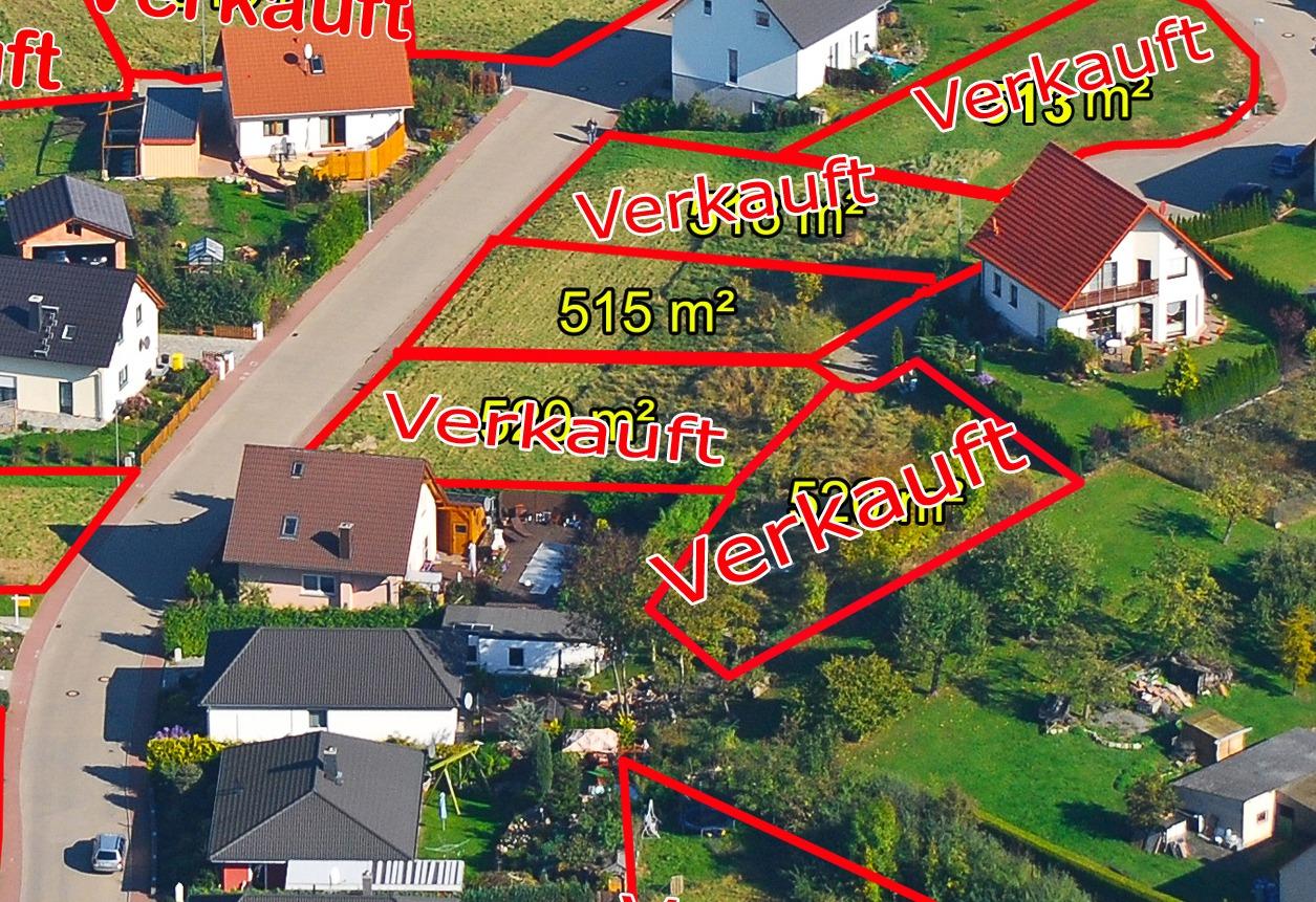 Baugrundstücke Schochwitz - freies Grundstück