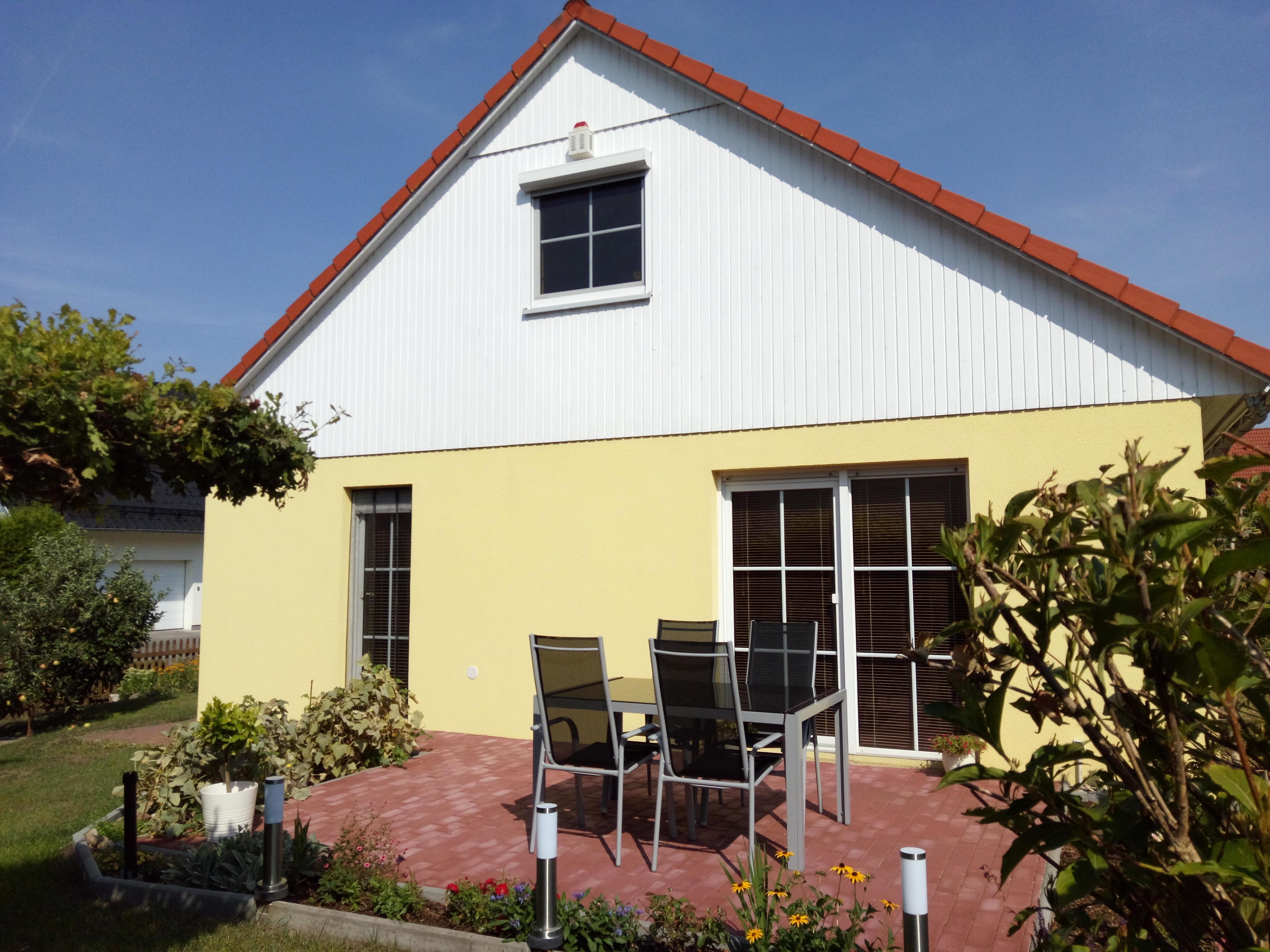 Einfamilienhaus in Sennewitz - Terrasse