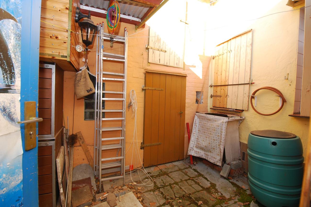 Einfamilienhaus Merseburg - Anbau-Werkstatt