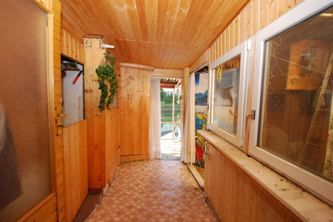 Einfamilienhaus Merseburg - Anbau zur Terrasse