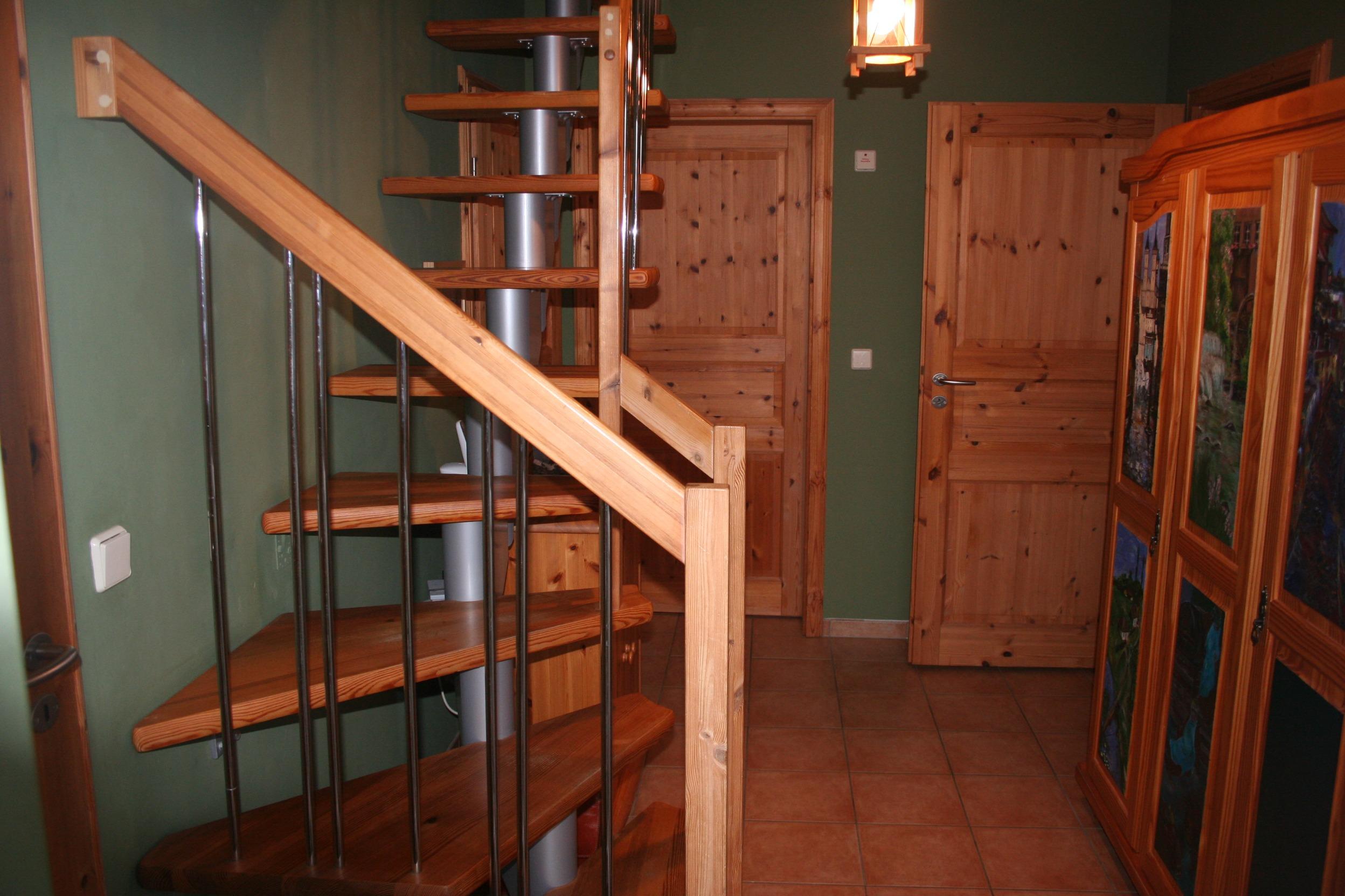 Einfamilienhaus Sennewitz - Treppenaufgang