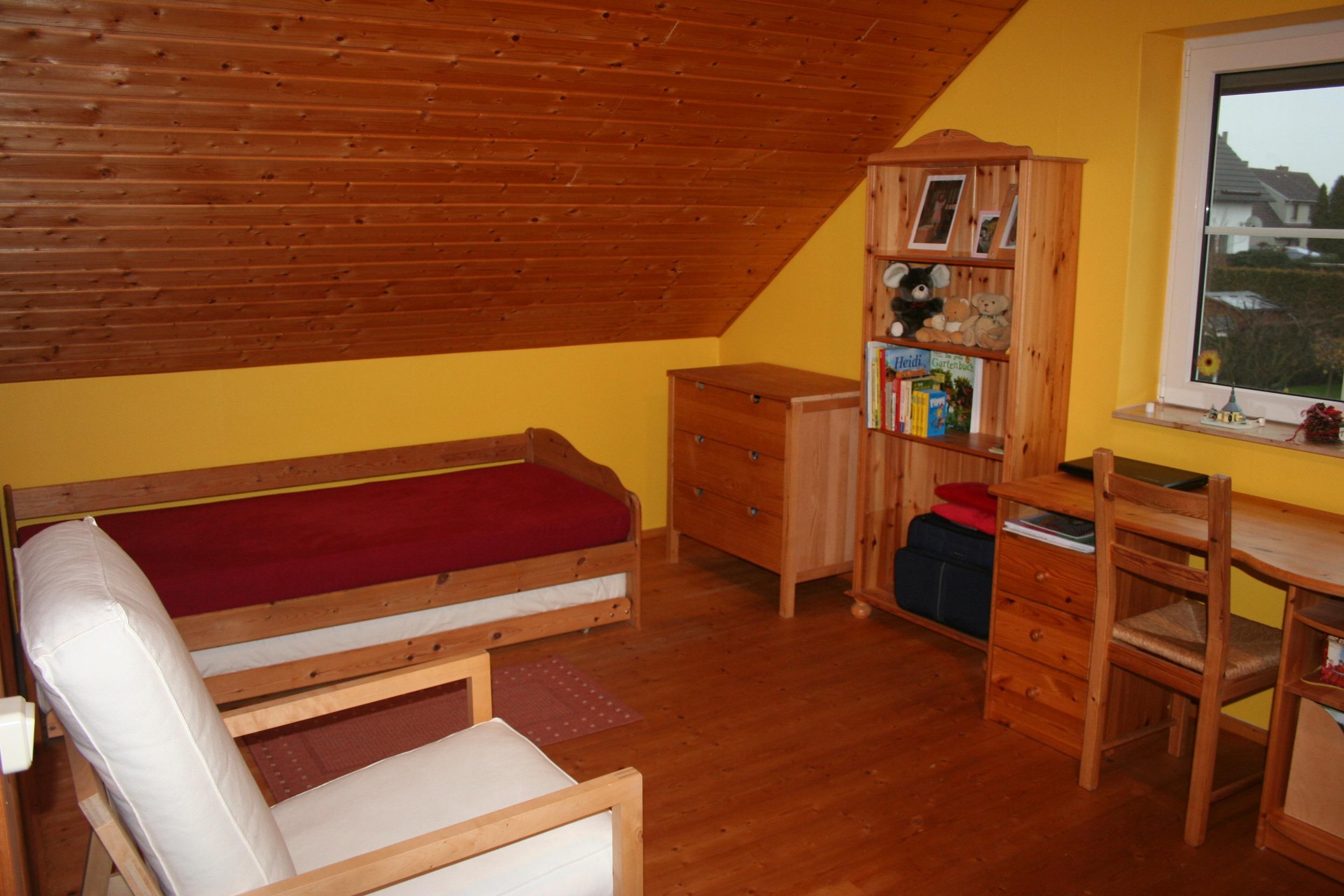 Einfamilienhaus Sennewitz - Zimmer im Obergeschoss