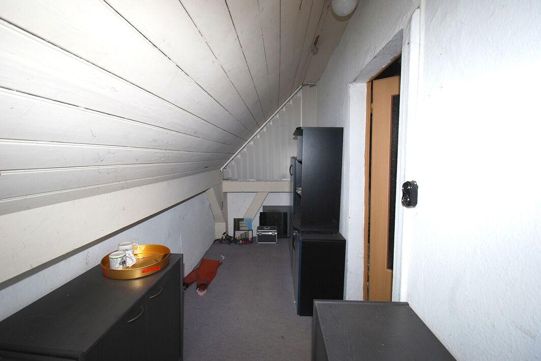 Einfamilienhaus Kloschwitz - Kammer im Dachgeschoss