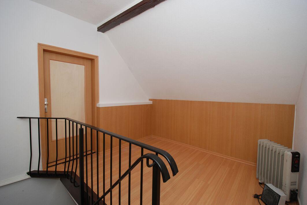 Einfamilienhaus Kloschwitz - Flur im Obergeschoss