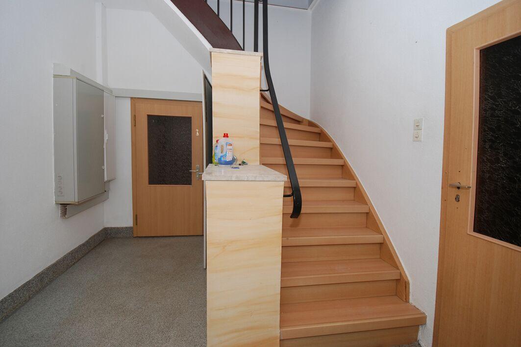 Einfamilienhaus Kloschwitz - Flur im Erdgeschoss
