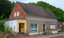 Einfamilienhaus Kloschwitz - Straßenansicht