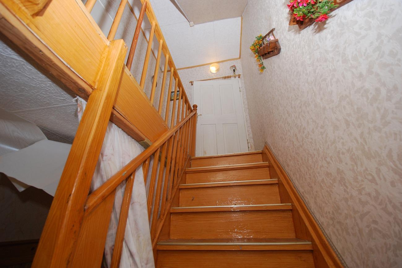Einfamilienhaus Merseburg - Treppe zum OG