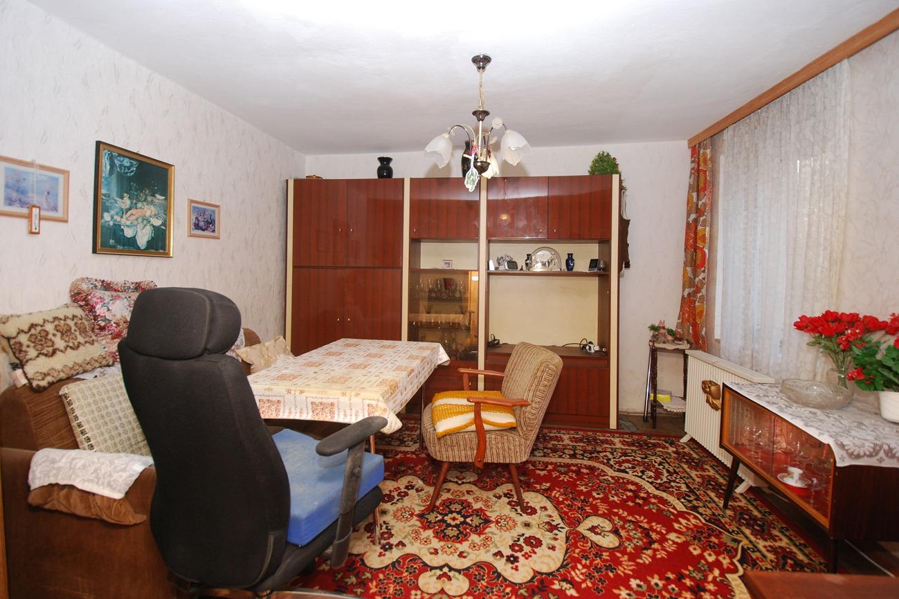 Einfamilienhaus Merseburg - Wohnzimmer im Erdgeschoß