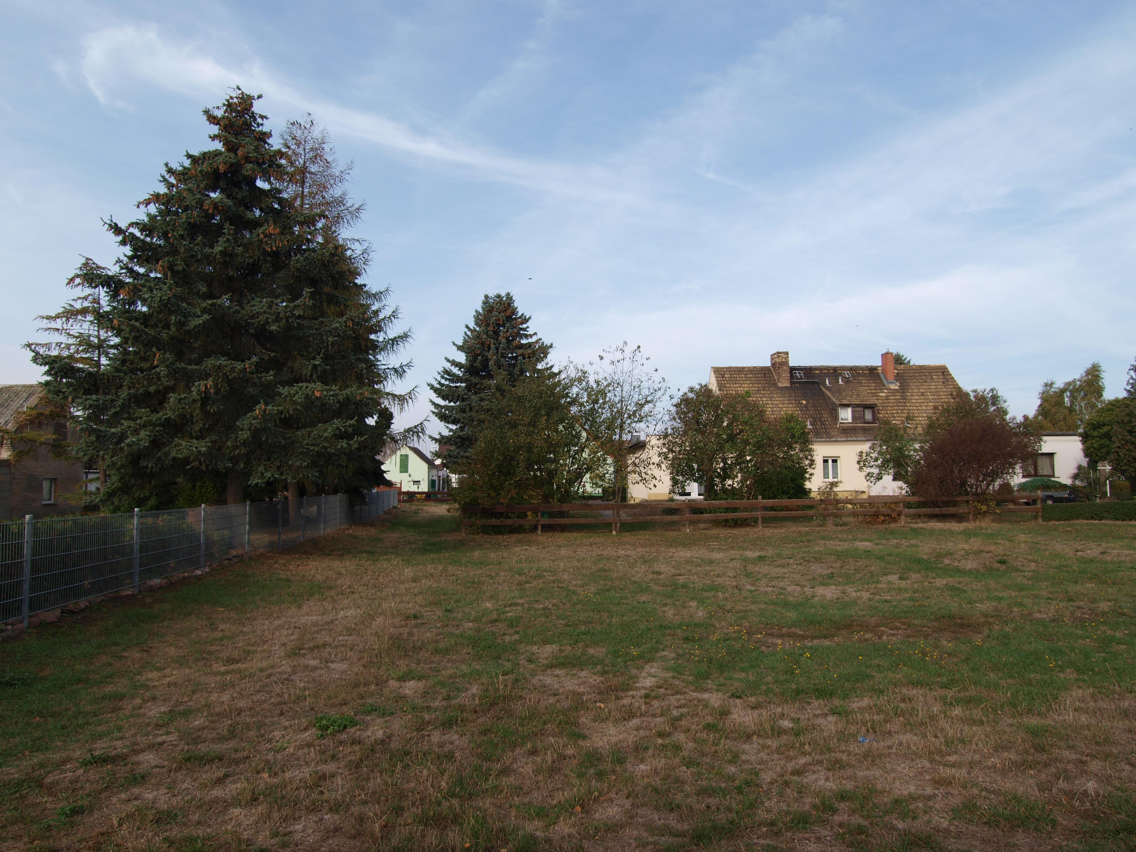 Baugrundstück in Nauendorf