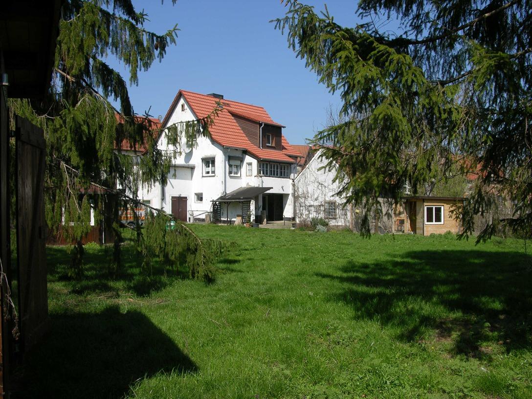 Einfamilienhaus Freist - Blick vom Garten