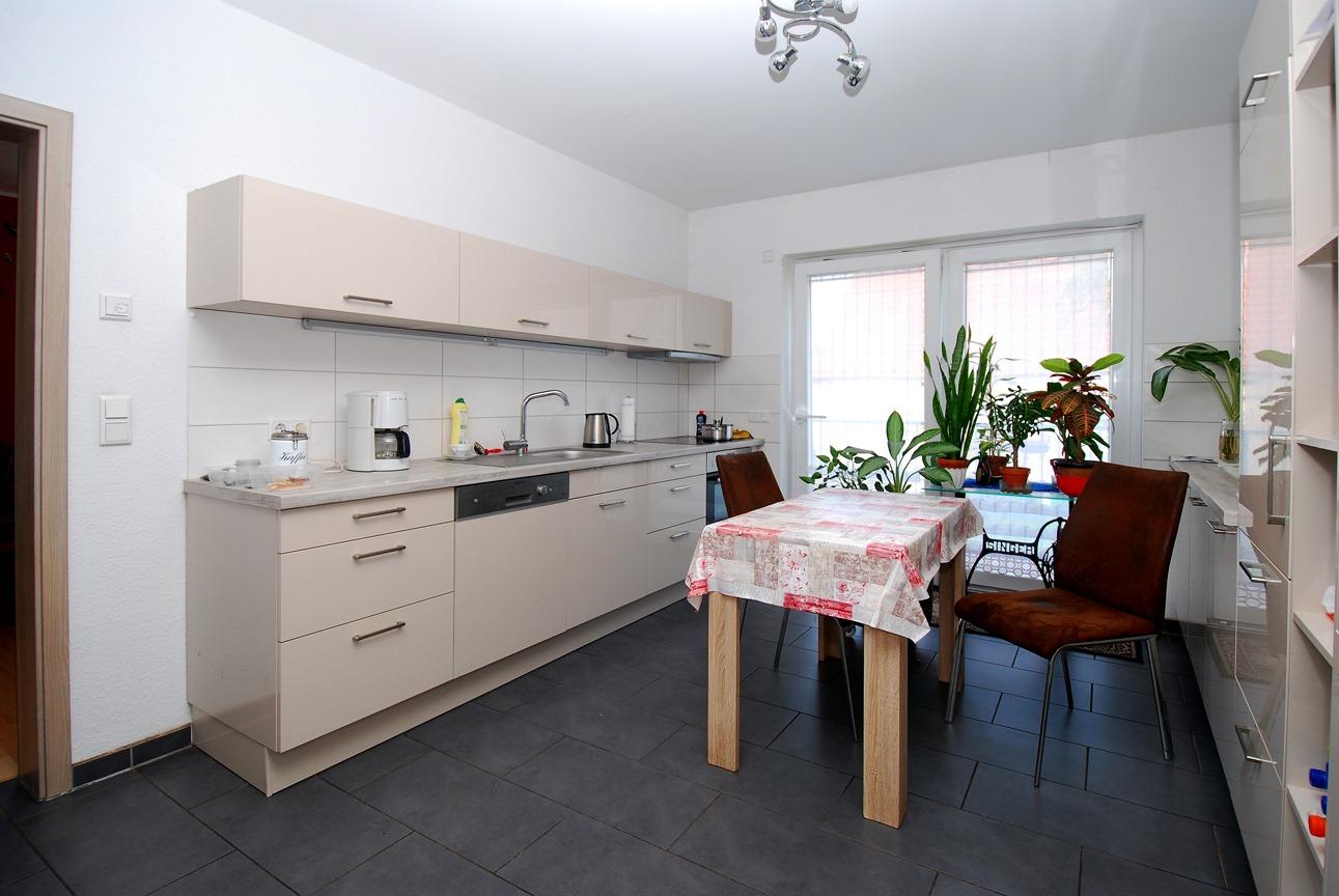 Einfamilienhaus Halle-Radewell - Küche