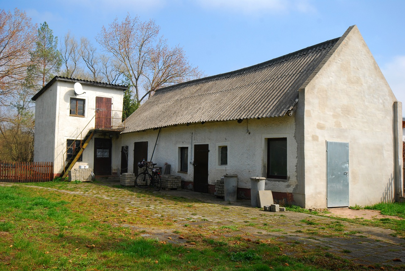 Einfamilienhaus Halle-Radewell - Nebengelass