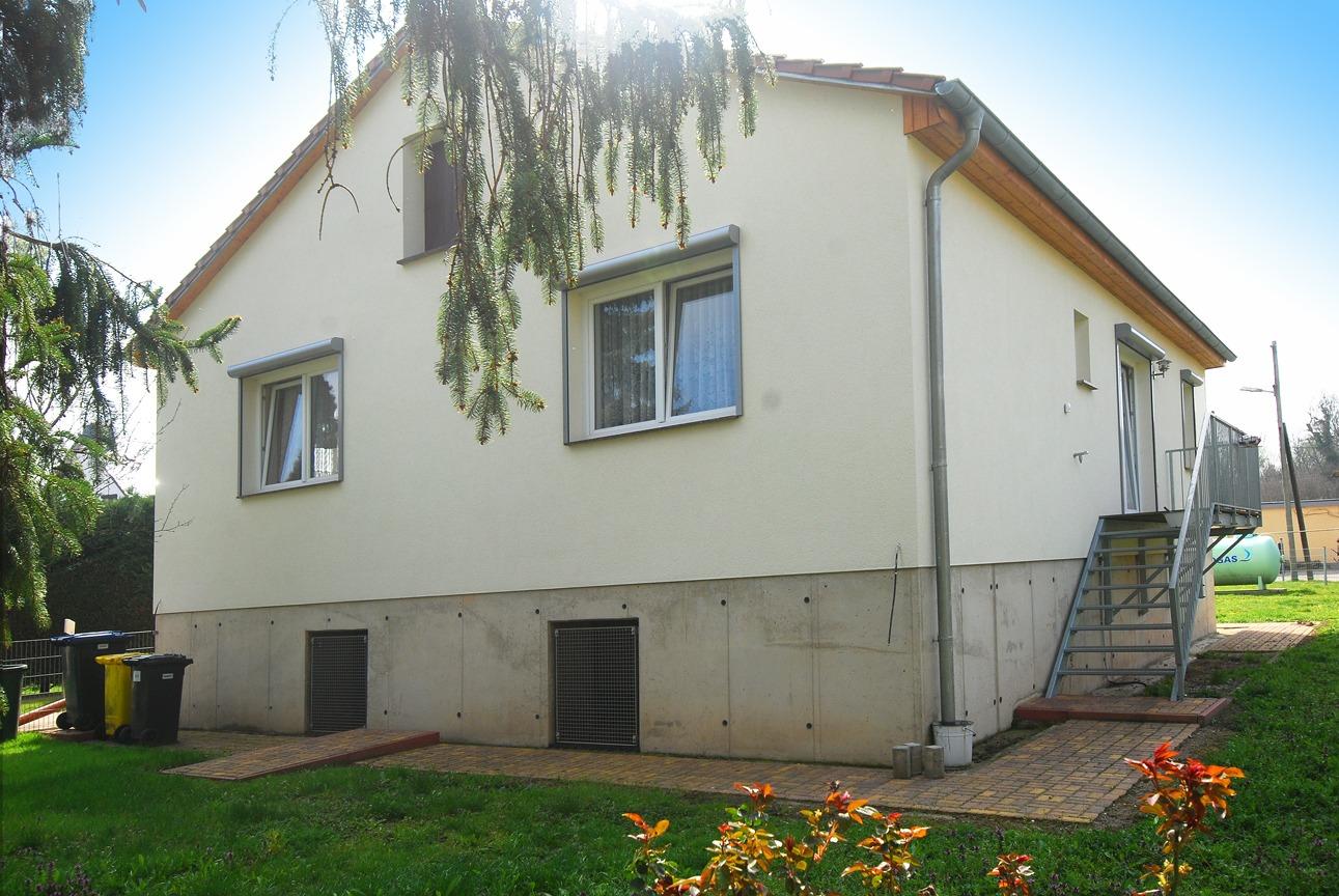 Einfamilienhaus Halle-Radewell - Nordansicht