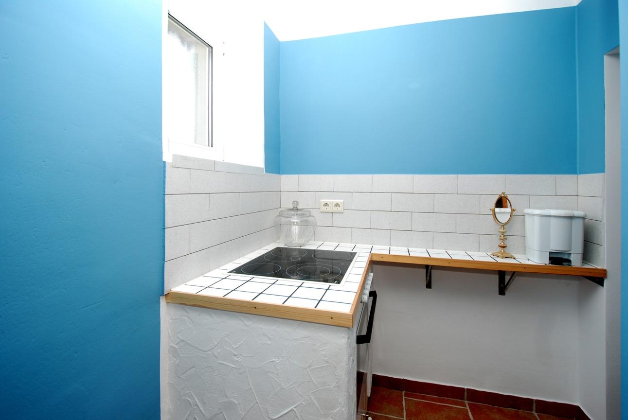Einfamilienhaus Freist - Herd Detail-Küche