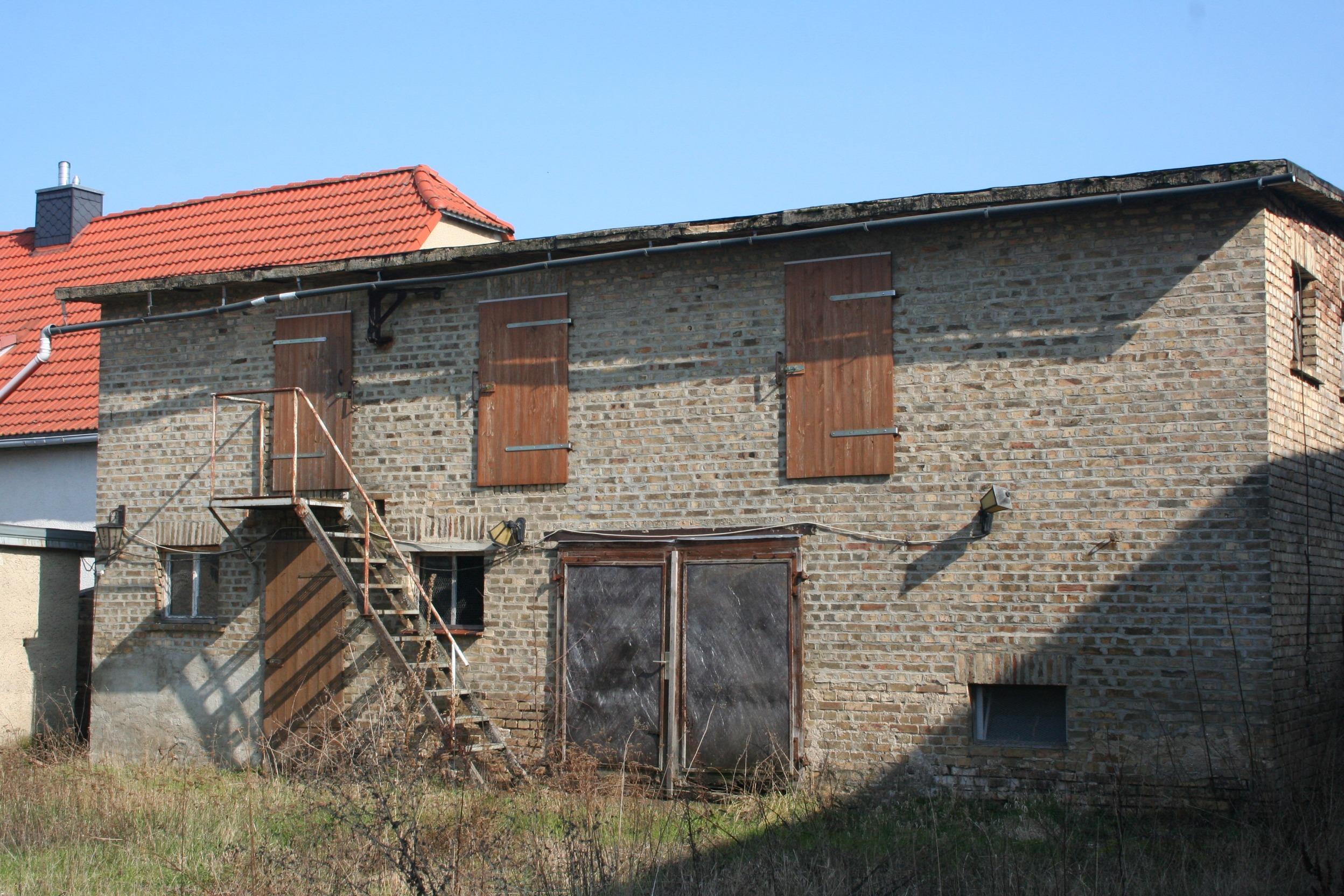 kleiner Bauernhof in Kockwitz - Nebengelass