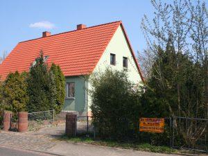 Einfamilienhaus Halle-Seeben - Straßenansicht