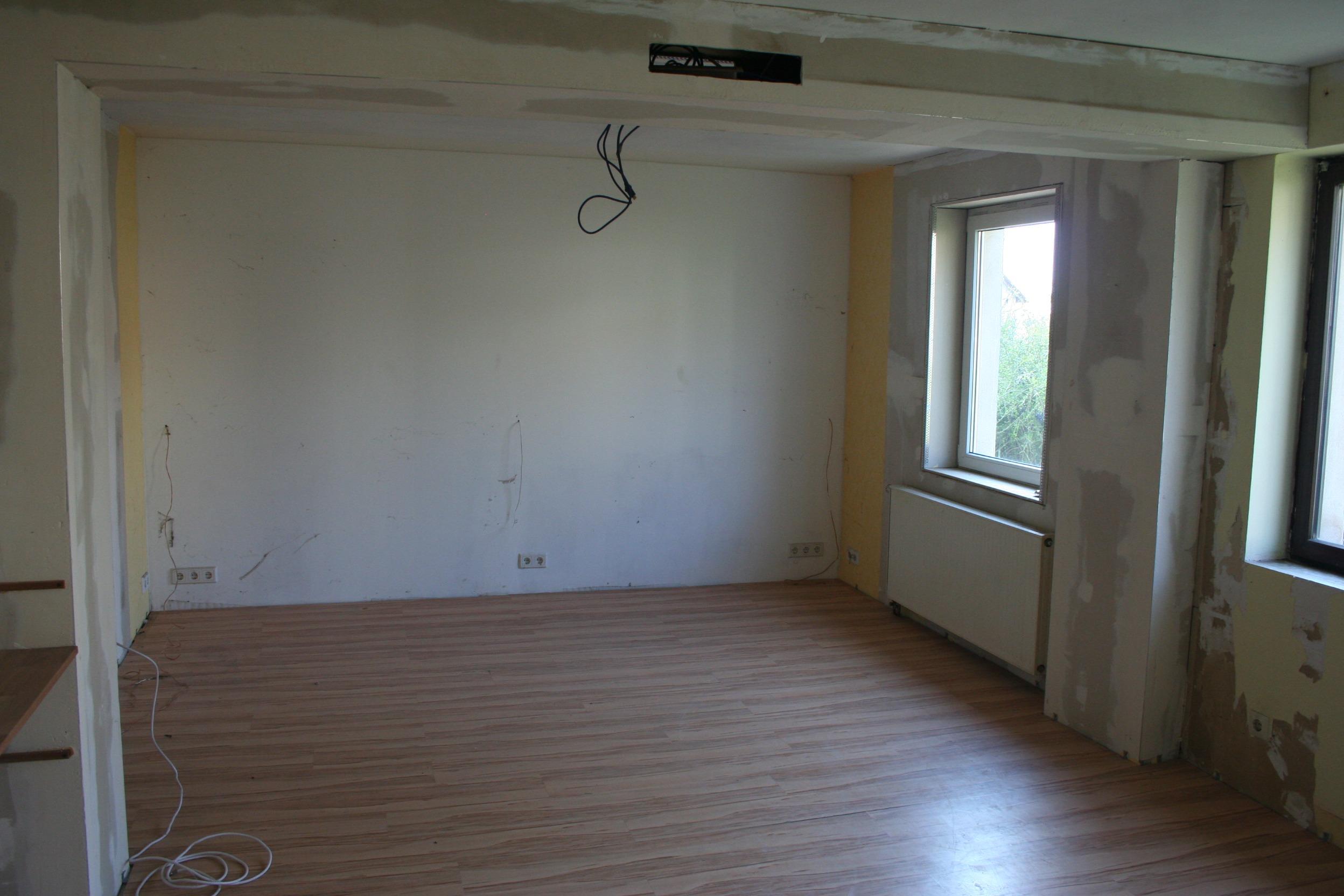 Einfamilienhaus Halle-Seeben - Wohnzimmer