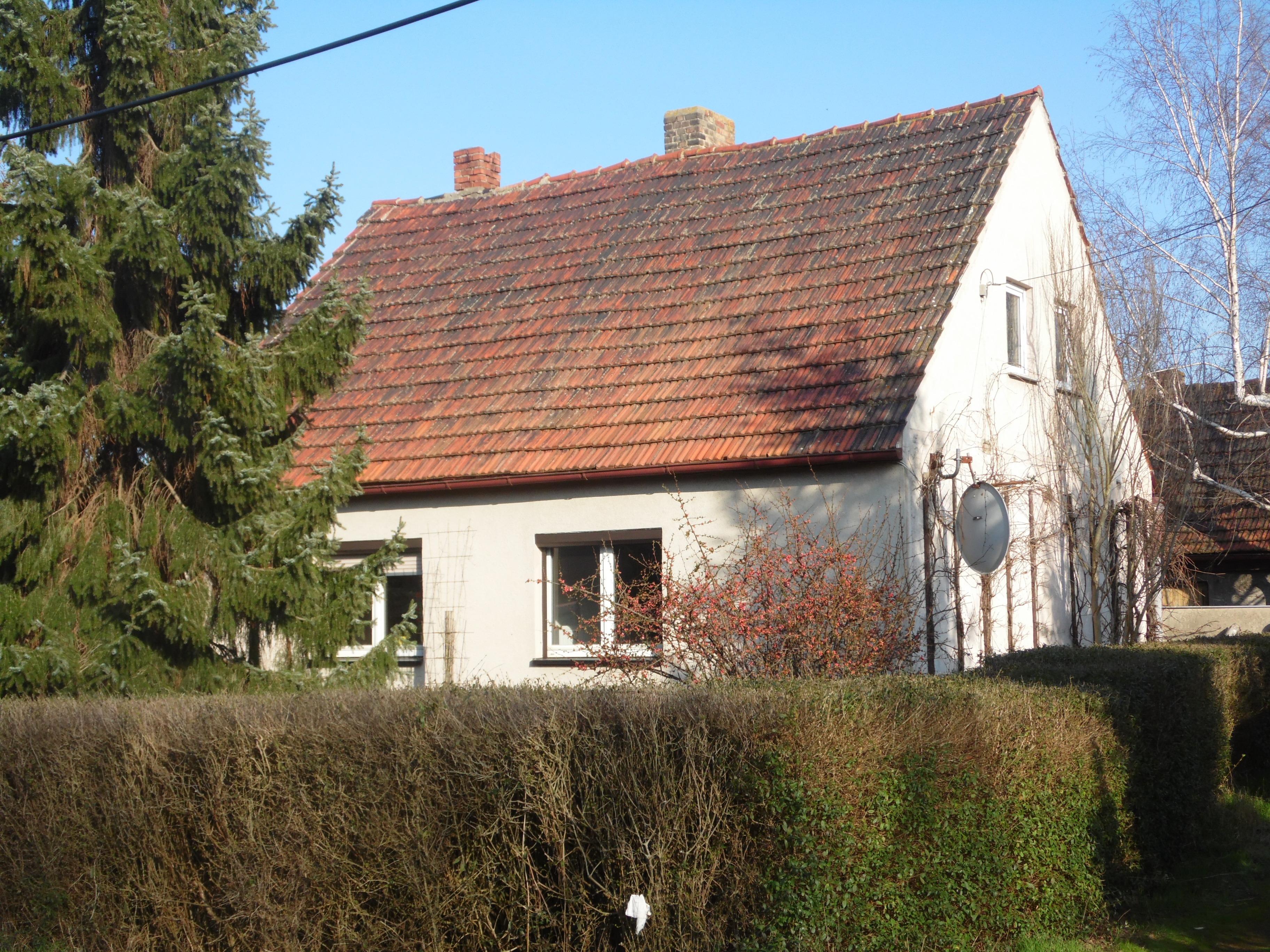Einfamilienhaus Eismannsdorf - Straßenansicht