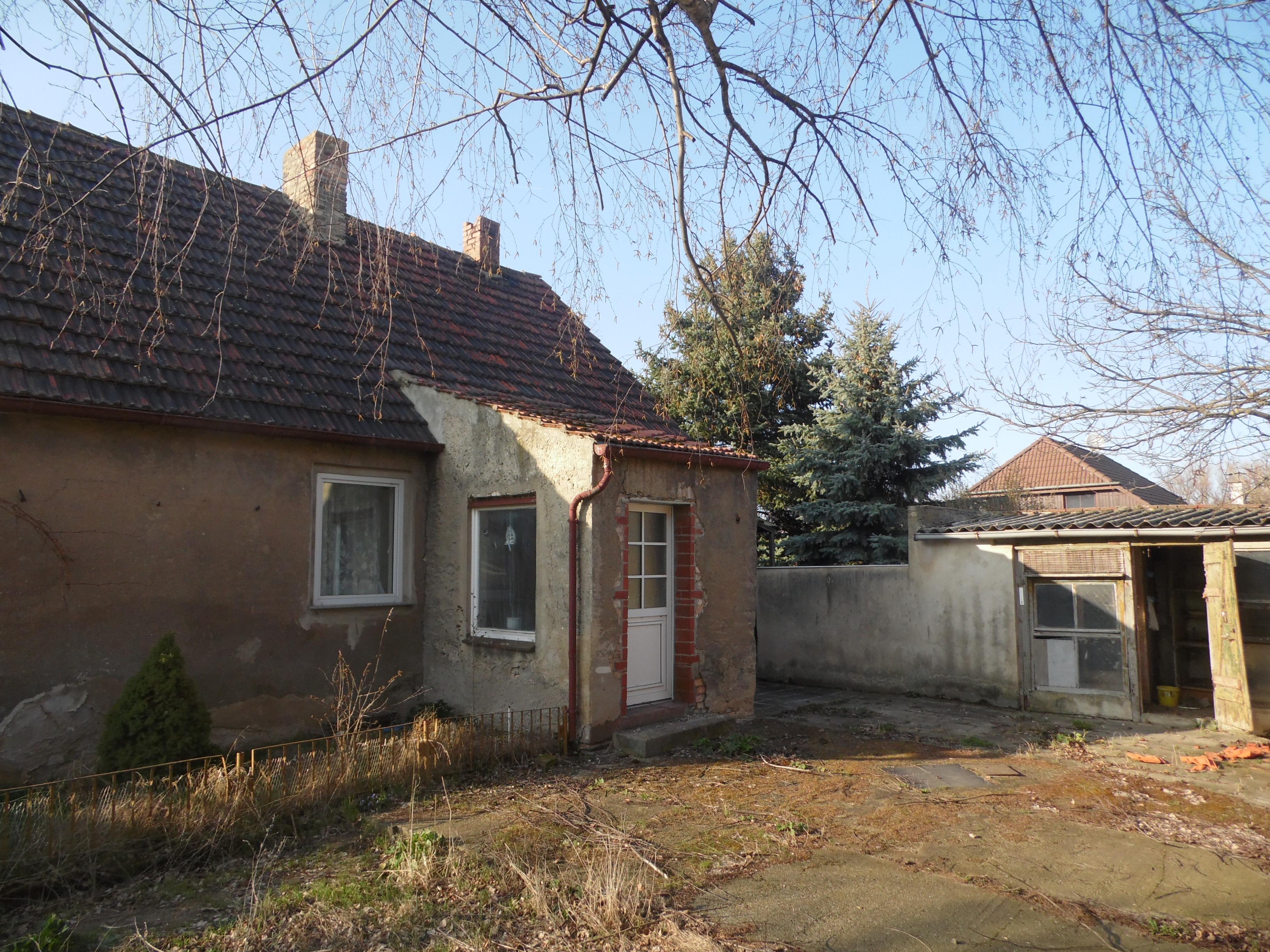 Einfamilienhaus Eismannsdorf - Hofansicht