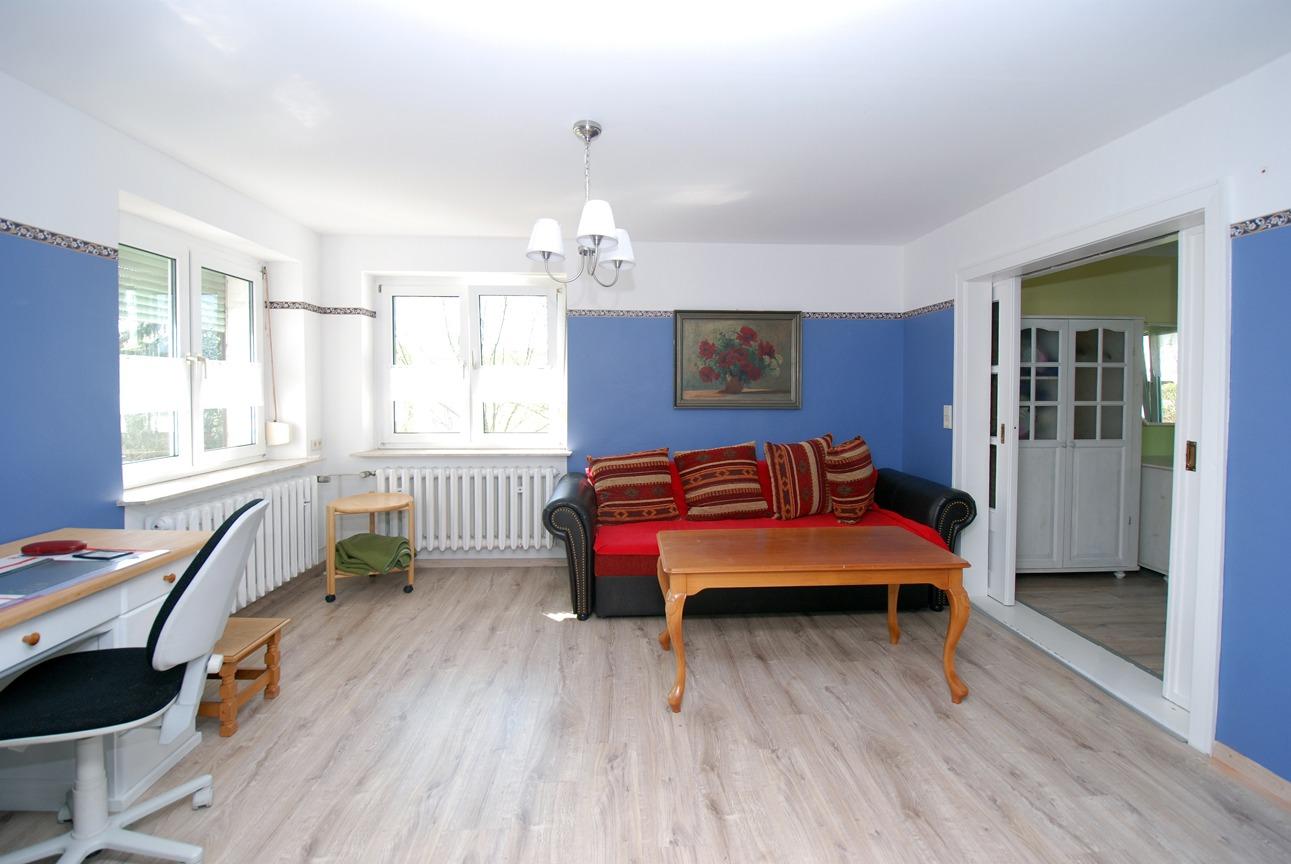 Einfamilienhaus Freist - Wohnzimmer im EG