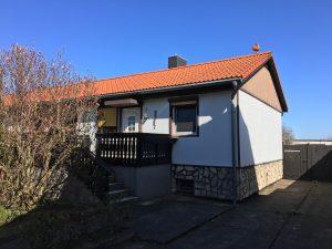 Einfamilienhaus Reußen - Straßenansicht