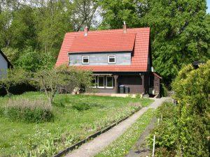 Einfamilienhaus Lutherstadt Eisleben - Straßenansicht/Eingangsbereich