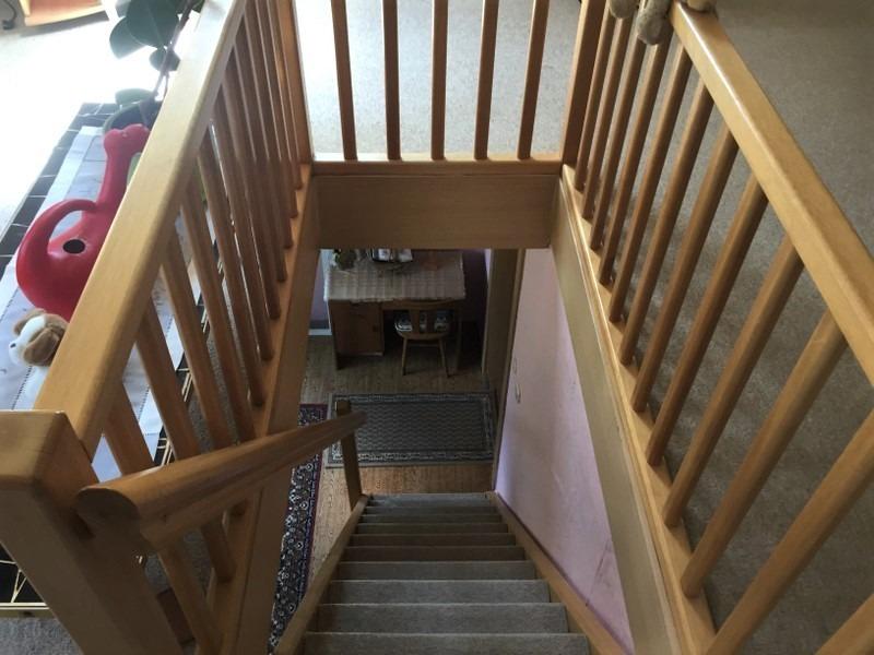 Einfamilienhaus Wörmlitz - Treppenaufgang