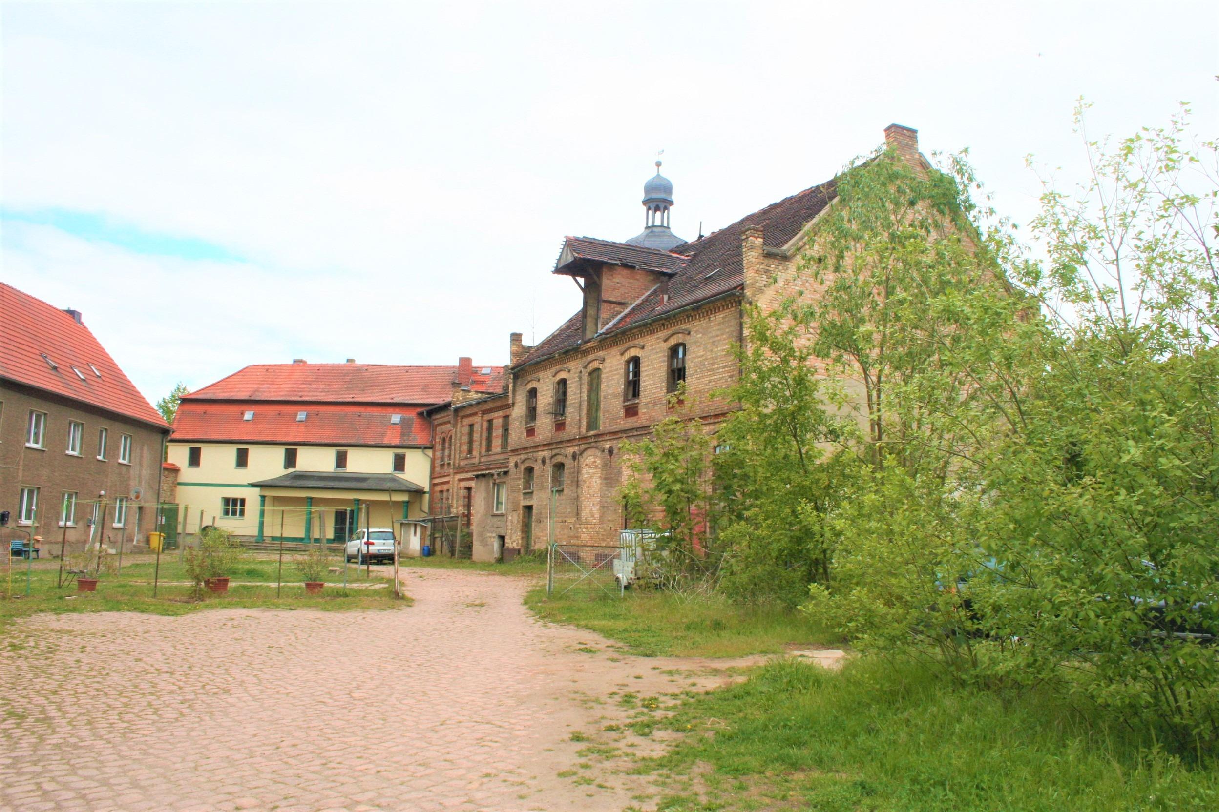 Gutshof Fienstedt Hofansicht