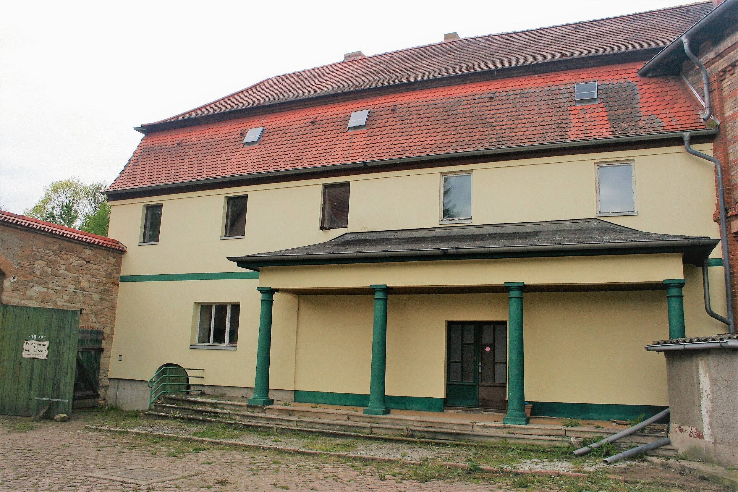 Gutshof Fienstedt Teil des Gutshofes
