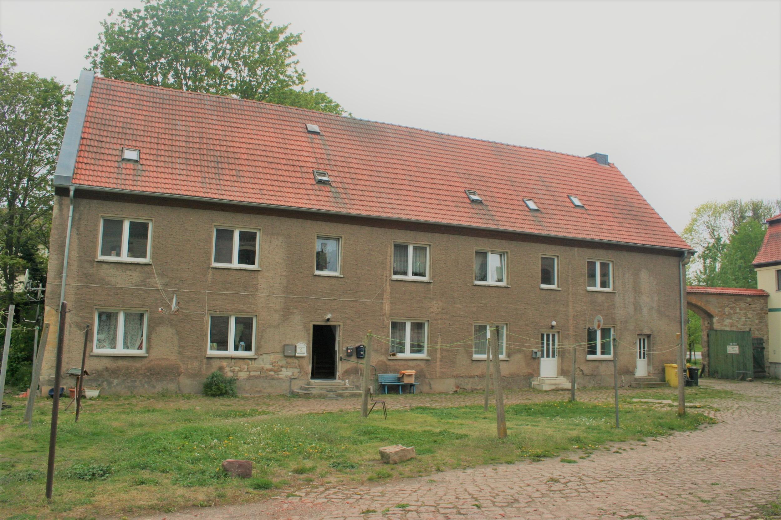 Gutshof Fienstedt - Wohnhaus