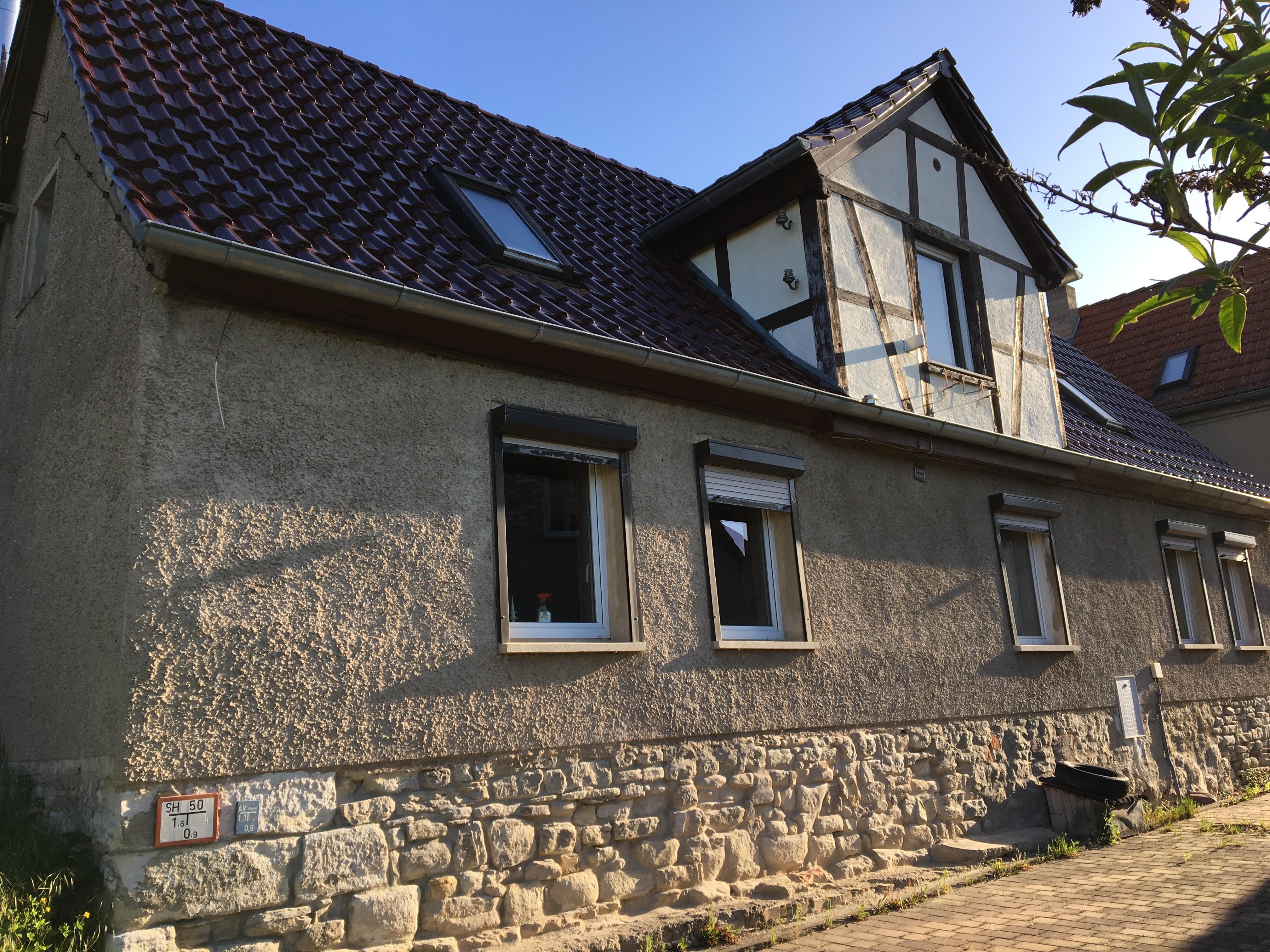 Einfamilienhaus in Teuschenthal - Straßenansicht