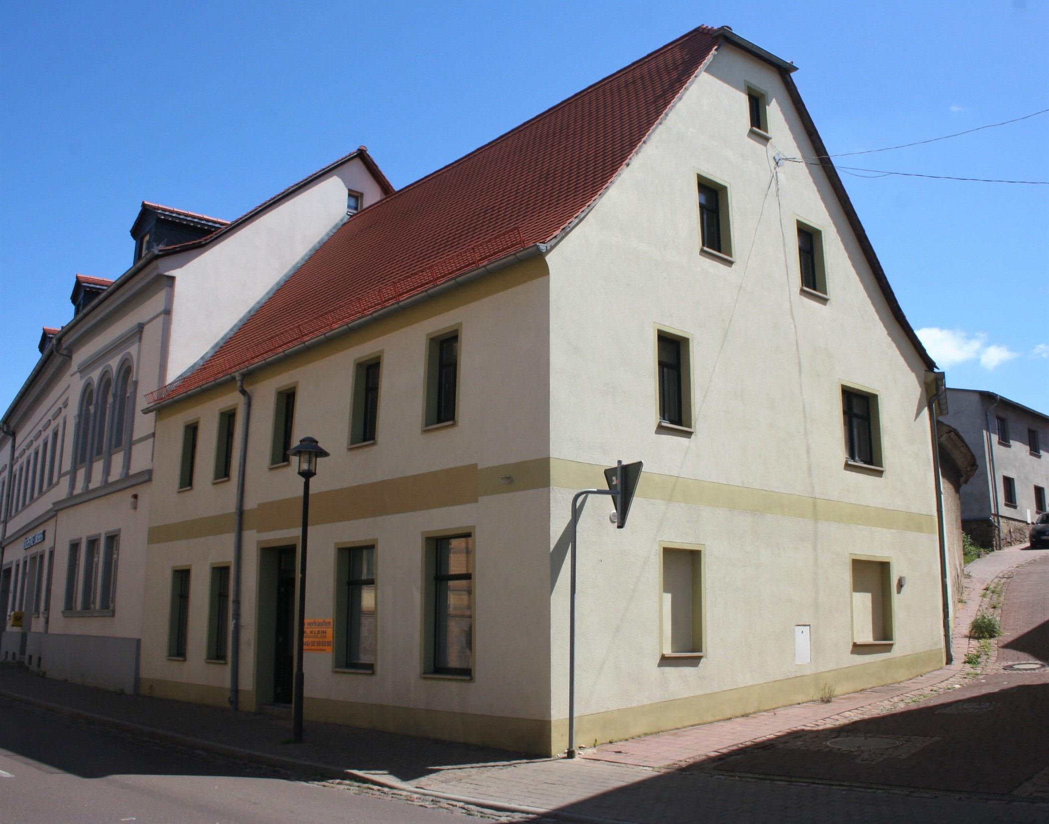 Landsberg Wohnen und Gewerbe - Straßenansicht