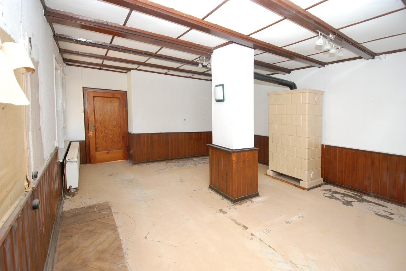 Einfamilienhaus Lutherstadt Eisleben - Wohnzimmer im Erdgeschoß