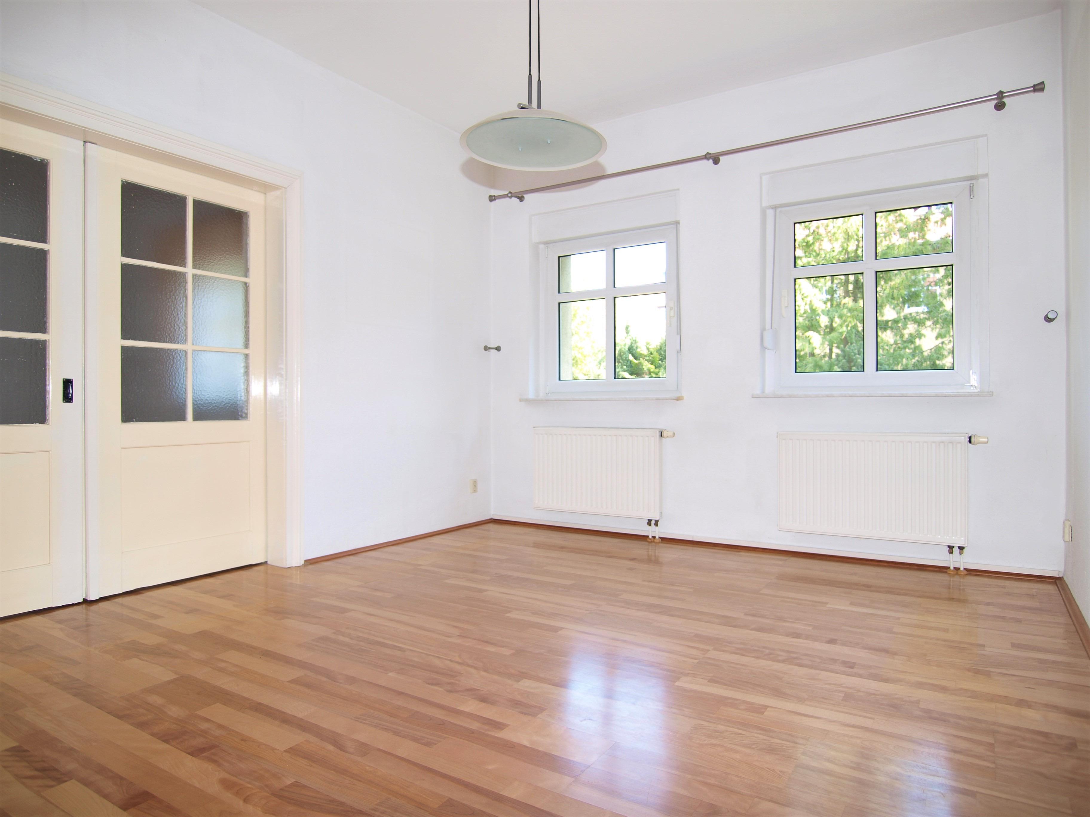 Eigentumswohnung Halle - Wohnzimmer Detailansicht