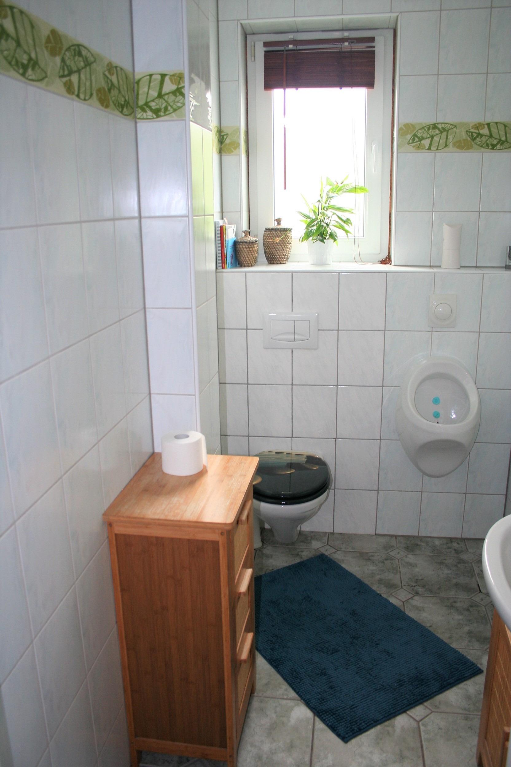 Einfamilienhaus Halle - Gäste-WC