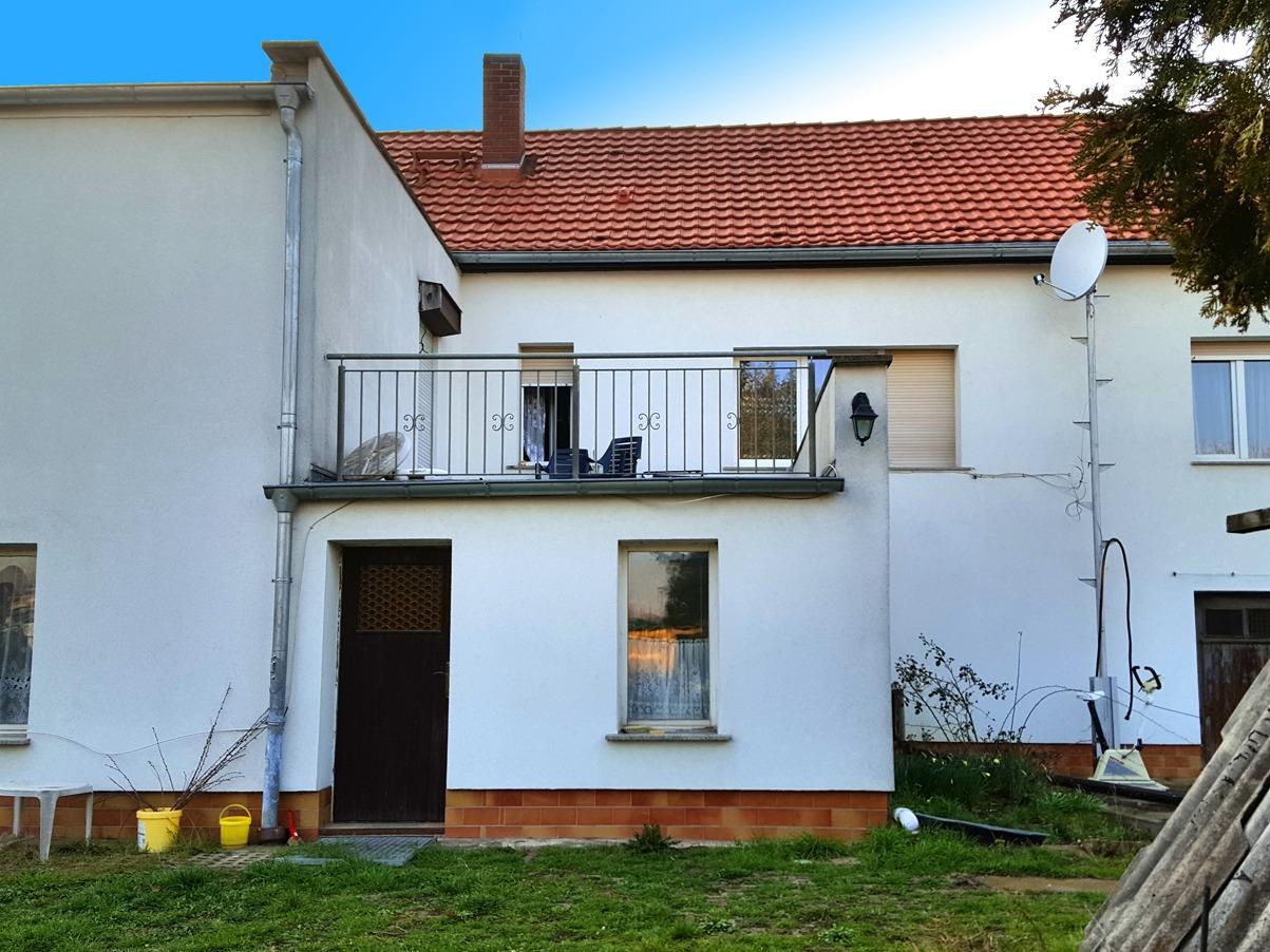Einfamilienhaus Büschdorf - Hausansicht vom Garten