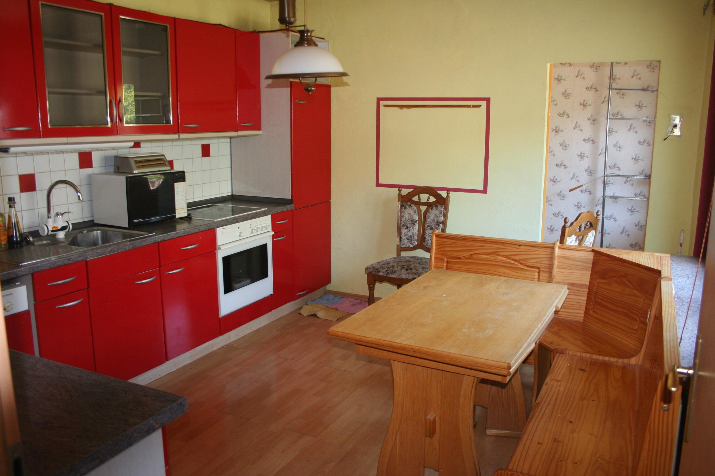 Einfamilienhaus Krosigk - Küche