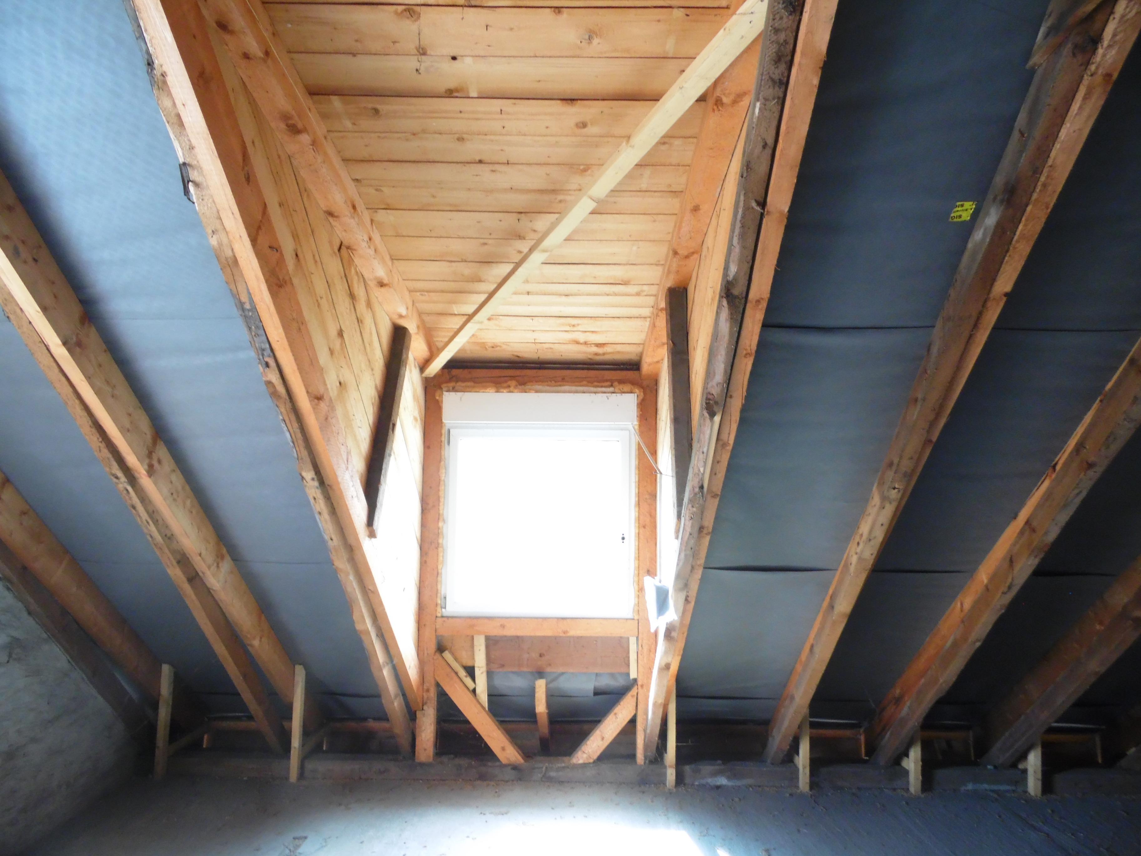 Stichelsdorf - ausbaufähiges Dachgeschoss