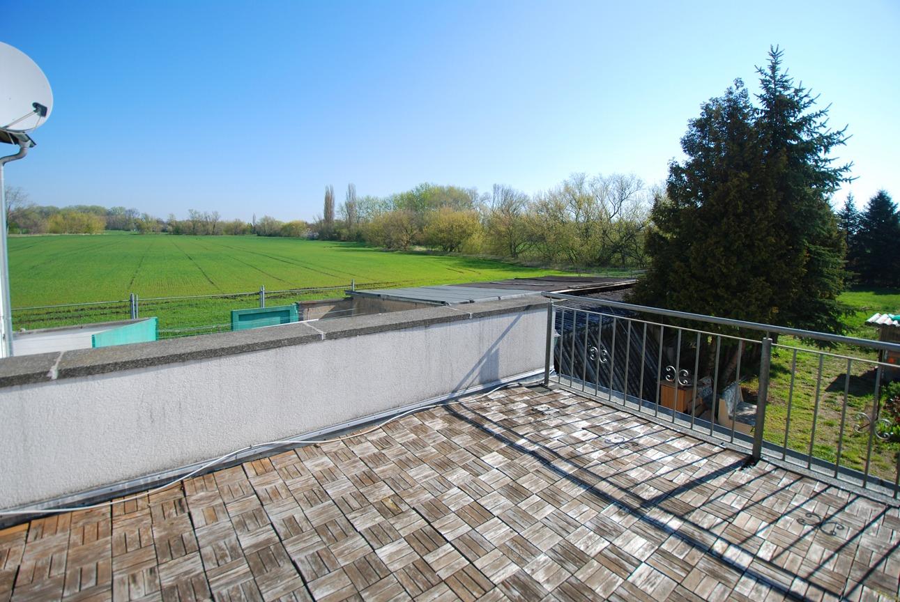 Einfamilienhaus Büschdorf - Terrasse