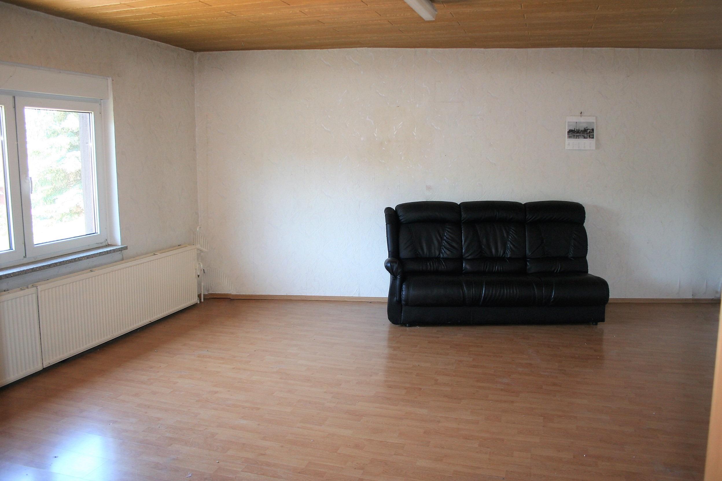 Einfamilienhaus Krosigk - Wohnzimmer