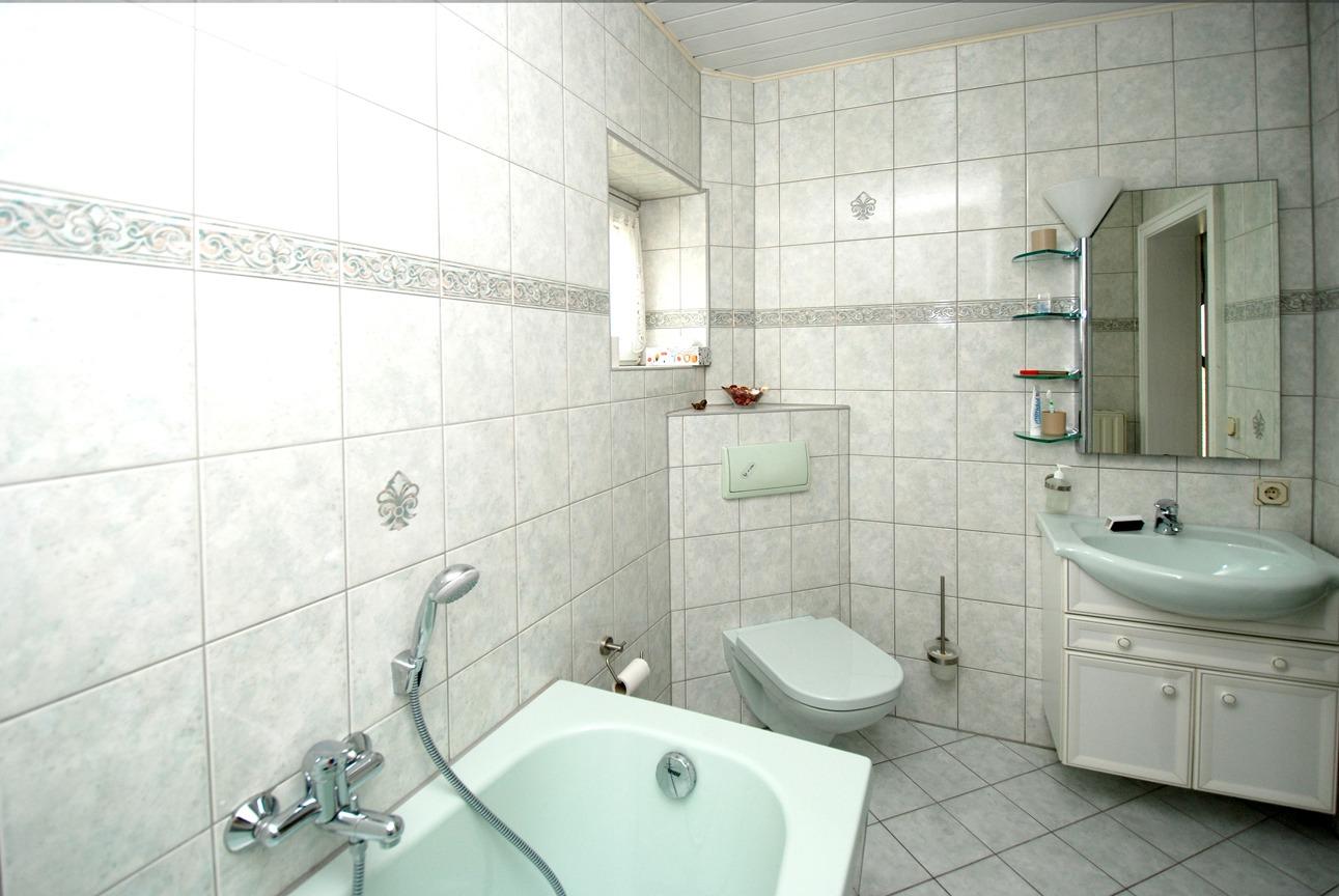 Einfamilienhaus Leuna - Bad im EG