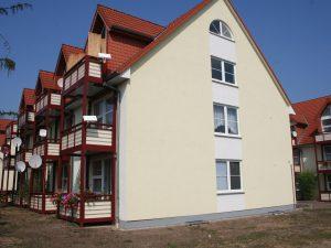 Eigentumswohnung - Außenansicht