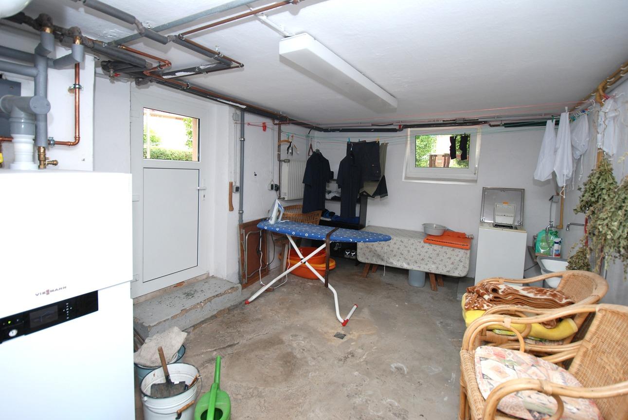 Einfamilienhaus Leuna - Keller-Raum
