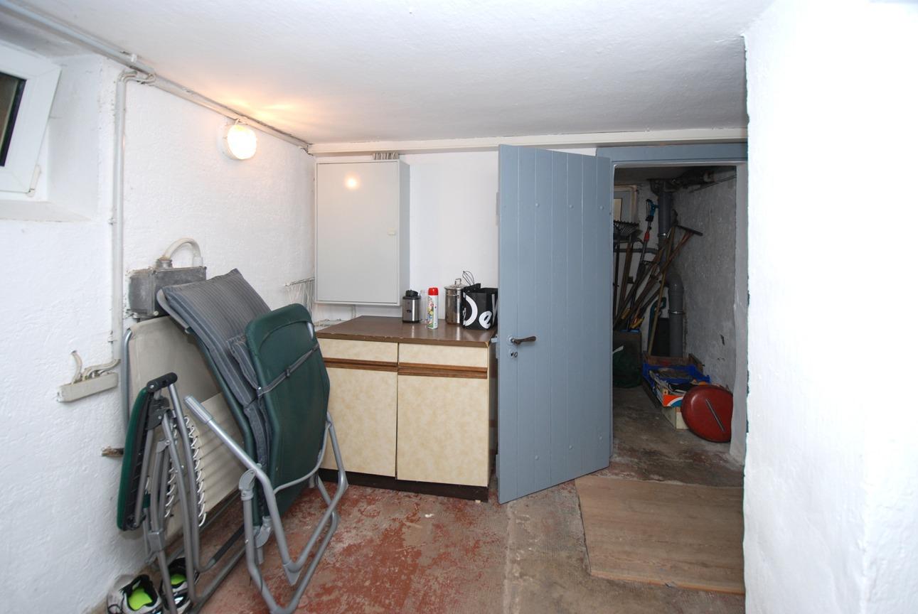 Einfamilienhaus Leuna - Keller-Vorraum