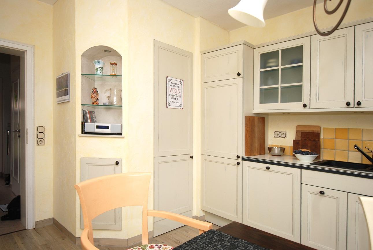 Einfamilienhaus Leuna - Speisekammer in Küche im EG