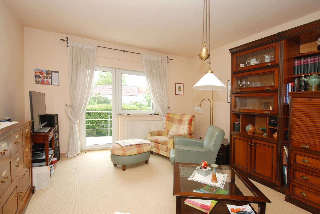 Einfamilienhaus Leuna - Wohnzimmer im EG