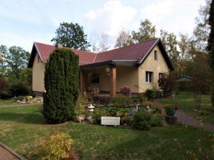 Einfamilienhaus Kröllwitz - Blick auf das Haus