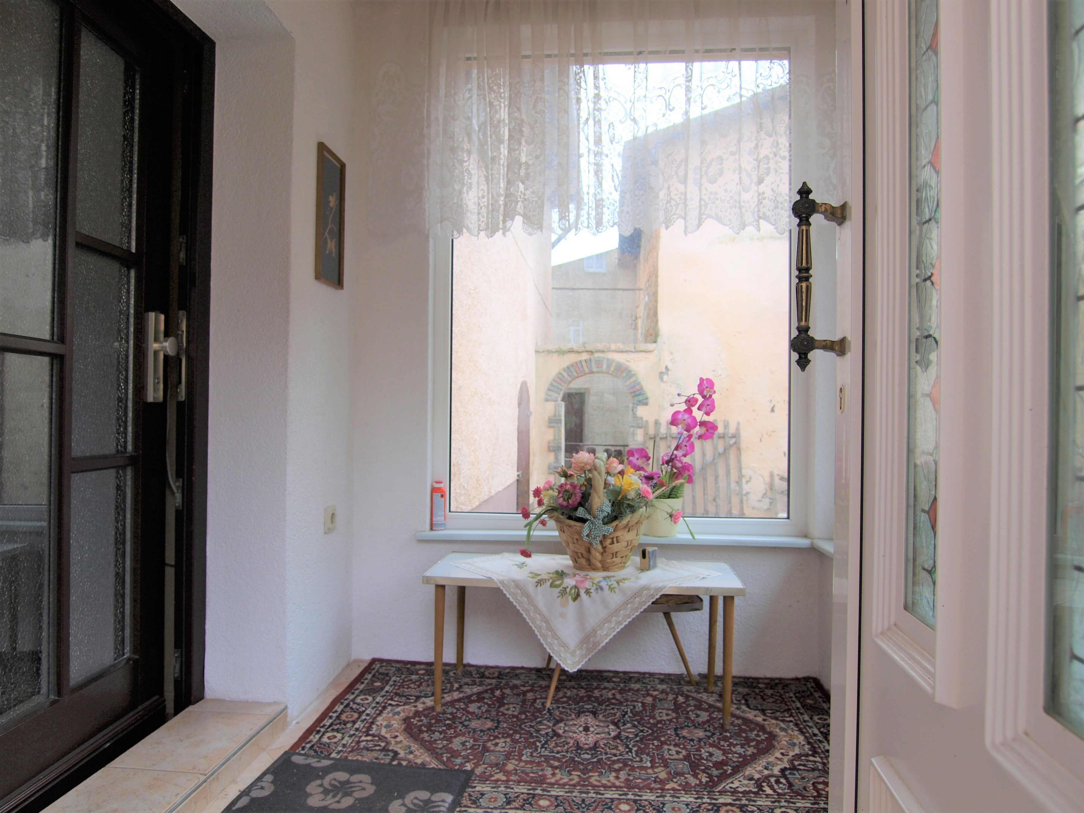Einfamilienhaus Rottelsdorf - Eingangsbereich