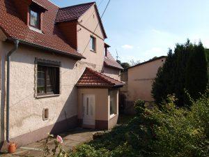 Einfamilienhaus Rottelsdorf - Hausansicht