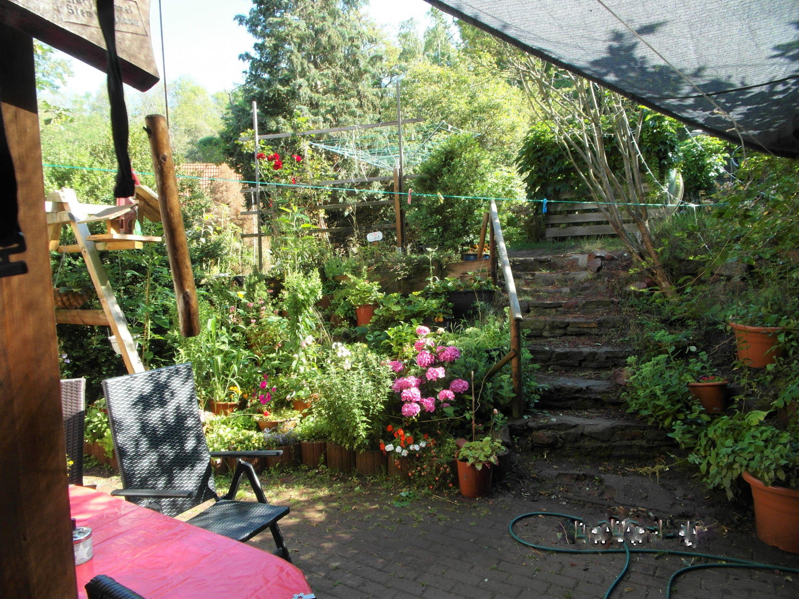 Einfamilienhaus Rothenburg - Gartenidylle